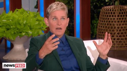 Ellen Degeneres SLAMS 'False' Ellen Show Cancelation Claims