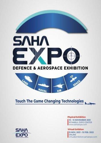 SAHA EXPO - cover