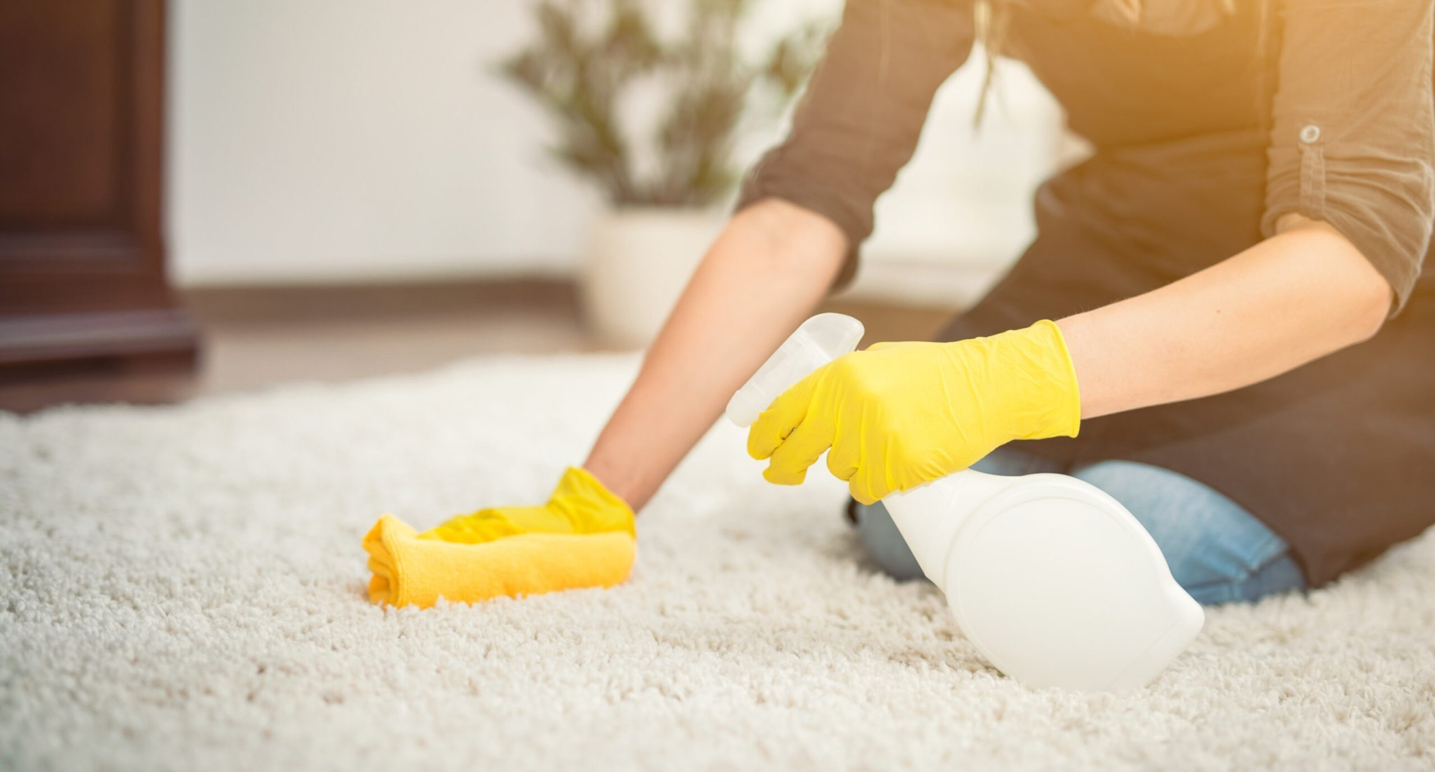 You May Not Be Cleaning Your Rug The Right Way–Here's How To Do It Correctly