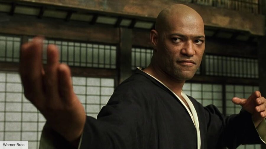Laurence Fishburne's Replacement As Morpheus In The Matrix 4 Revealed & More - cover