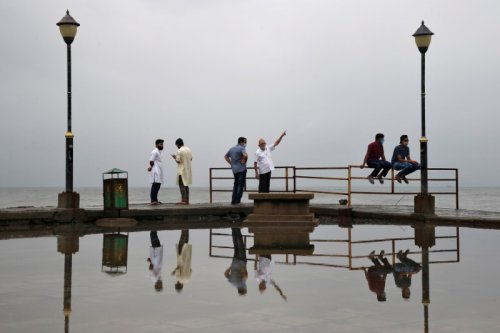 Monsoon rains arrive on Kerala coast: government official