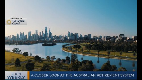 BRN Weekly | A closer look at the Australian Retirement System & our best segments for the week