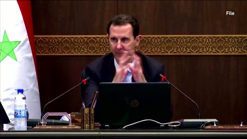 Syria plans presidential vote for May 26
