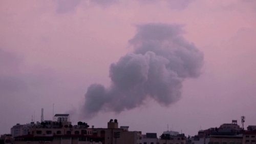 Israeli building hit by Gaza rocket, several wounded