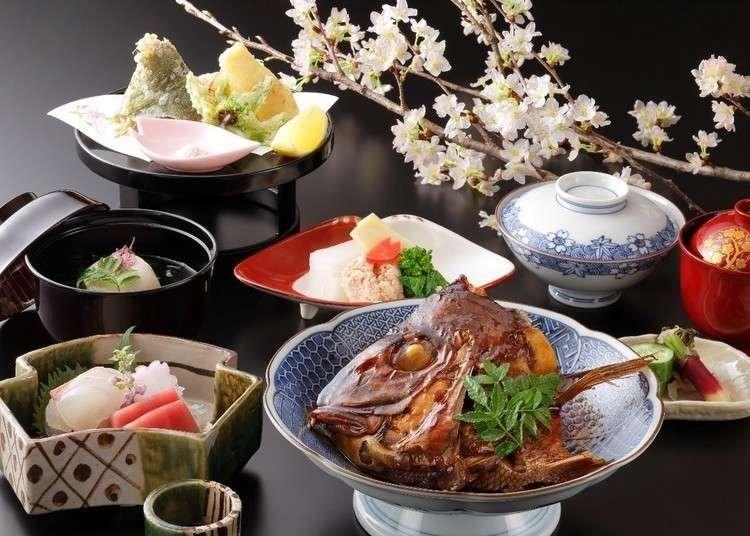 Fine Dining in Regal Kyoto