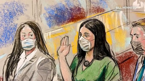 Wife of 'El Chapo' pleads guilty in U.S. federal court
