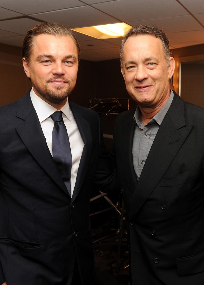 What Leonardo DiCaprio Really Thinks Of Tom Hanks