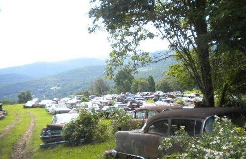 Mega Stockpile Of Rare Cars Discovered On Pennsylvania Farm