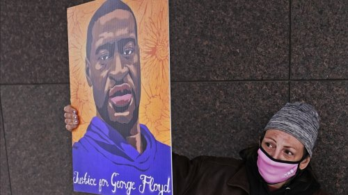 Former Officer Derek Chauvin Found Guilty In The Death of George Floyd