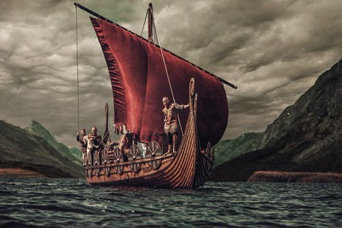 Vikings settled in North America almost 500 years before Christopher Columbus, new research shows