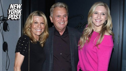 Pat Sajak's daughter Maggie joins 'Wheel of Fortune'