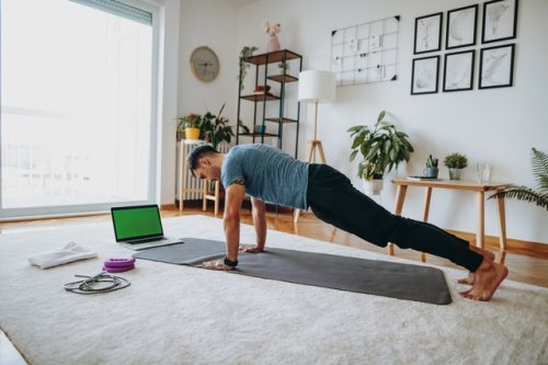 The Hardest Exercises You Can Do At-Home
