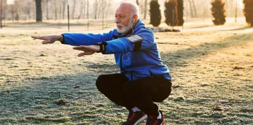 Everyone Should Learn To Hold a Deep Squat To Get in Shape and Live Longer