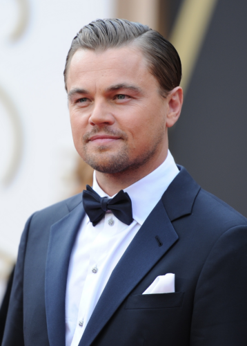 Leonardo DiCaprio Was Nervous To Kiss This Actress In 'Wolf Of Wall Street'