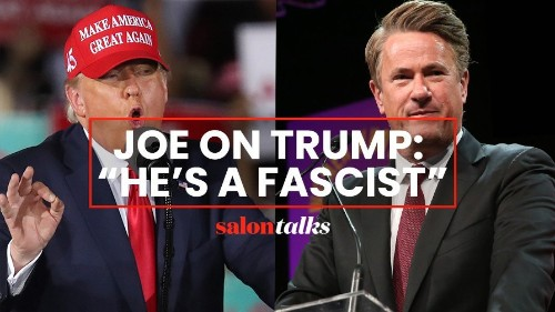 "Joe Scarborough has a new name for Trump: ""He's a fascist"""