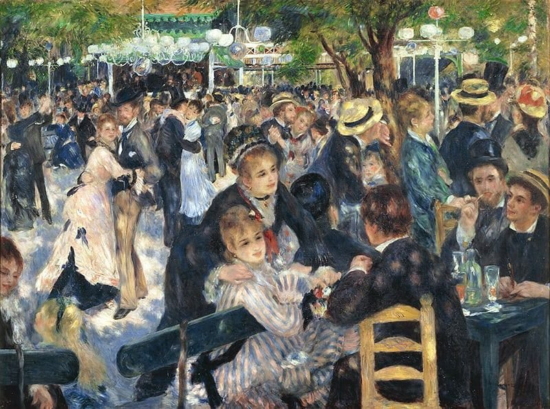 10 OF THE BEST IMPRESSIONIST MASTERPIECES