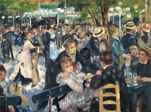 THE MOST FAMOUS IMPRESSIONIST PAINTINGS