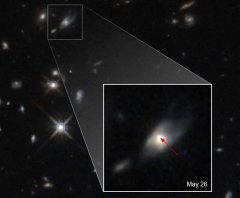 Discover hubble galaxies