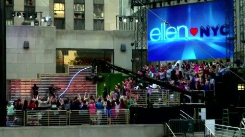 Ellen DeGeneres to end talk show next year