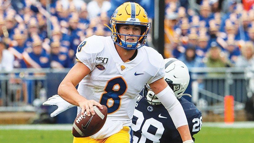 College Football Team Rankings: No. 41-45