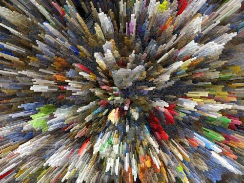 Big data's humble beginnings