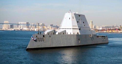 Here's What Makes The USS Zumwalt Such A Dangerous Ship
