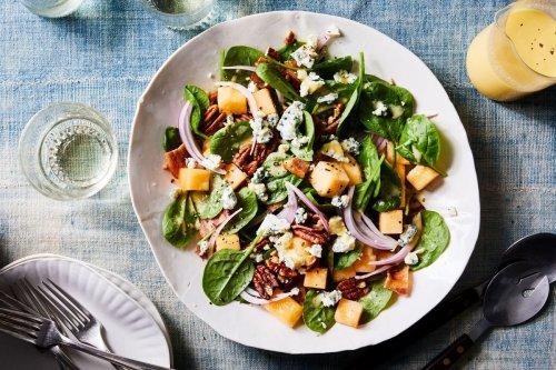 15 Not-Boring Spinach Salad Recipes