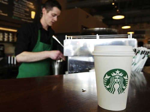 Starbucks memo lists 25 items that could disappear from some stores as the chain struggles to fix supply chain issues