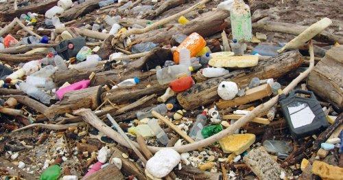 Solving the ocean plastic problem