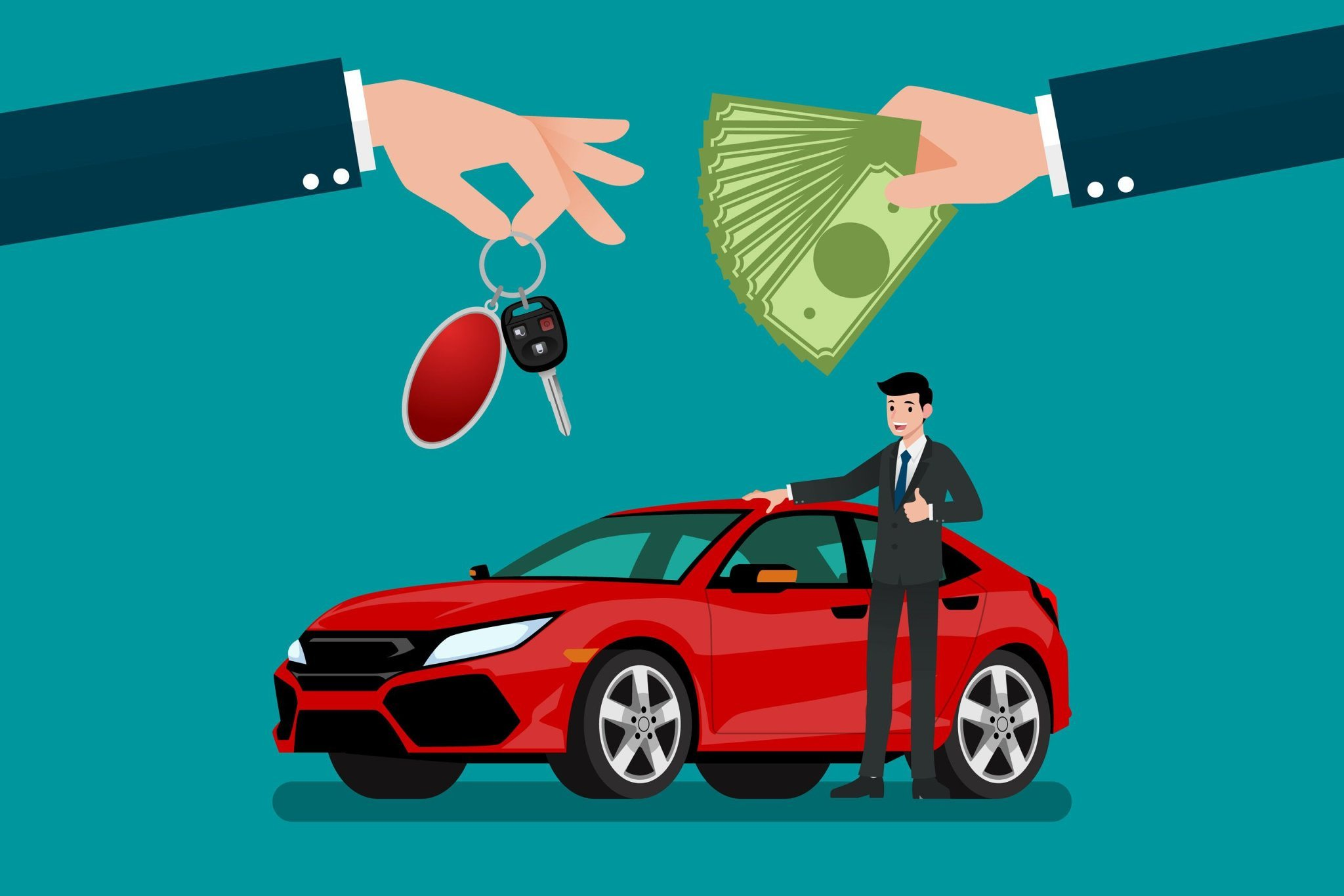 Mistakes To Avoid When You Sell Your Car