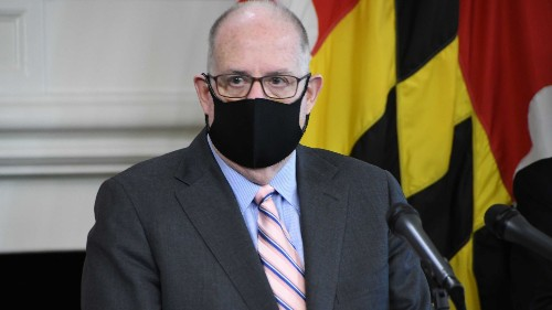 Gov. Hogan on the first two cases of the UK COVID-19 variant in Maryland | VIDEO