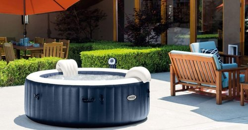 Inflatable Hot Tubs + 15 More Backyard Essentials for the Ultimate Summer