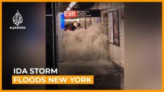 New York declares emergency after Hurricane Ida floods
