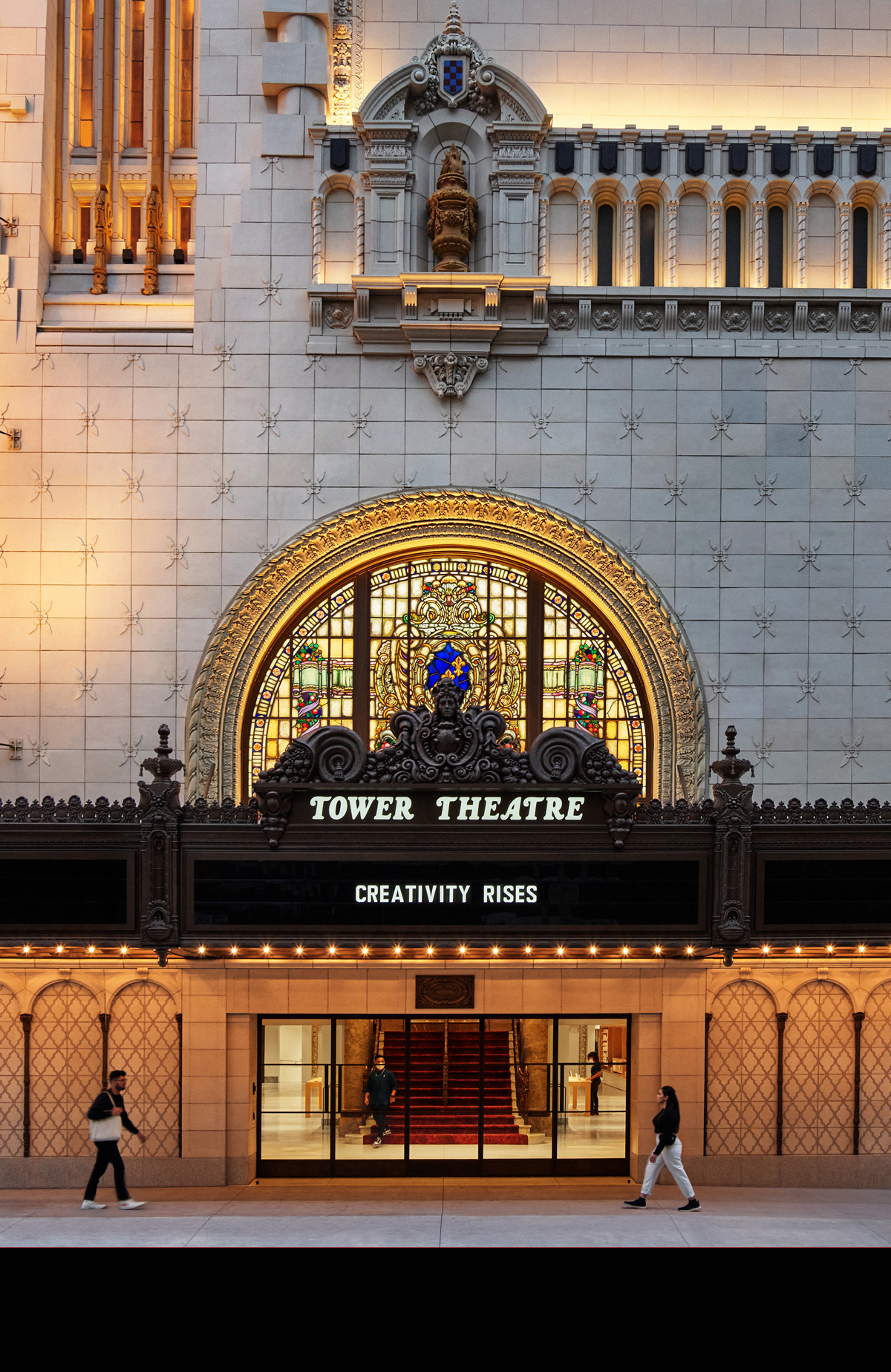 Tower Theater Apple Store Launches Thursday in LA