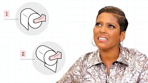 Tamron Hall Answers Highly Debatable Questions