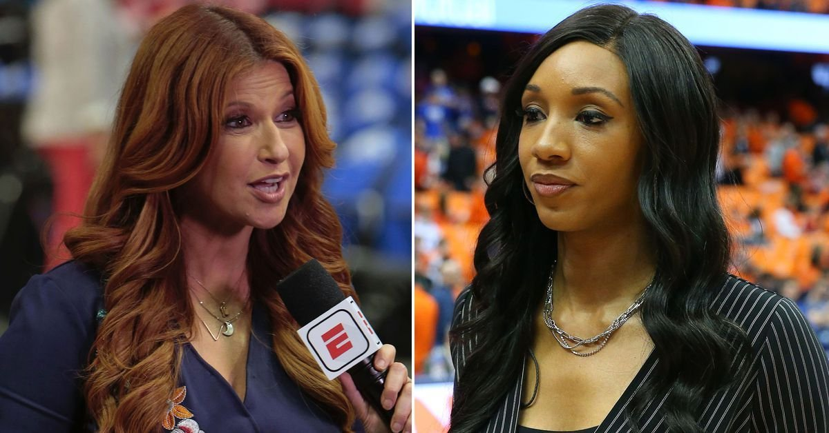 ESPN Ousts Rachel Nichols from NBA Finals Duty after Leaked Maria Taylor Remark
