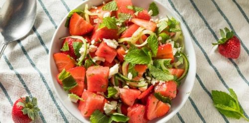 5+ Summer Salad Recipes With Fresh, Bright Seasonal Ingredients You Want To eat