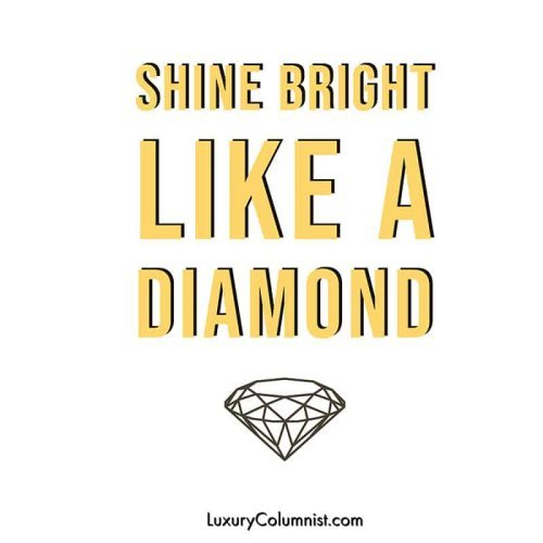 FUN AND INSPIRING QUOTES ABOUT DIAMONDS