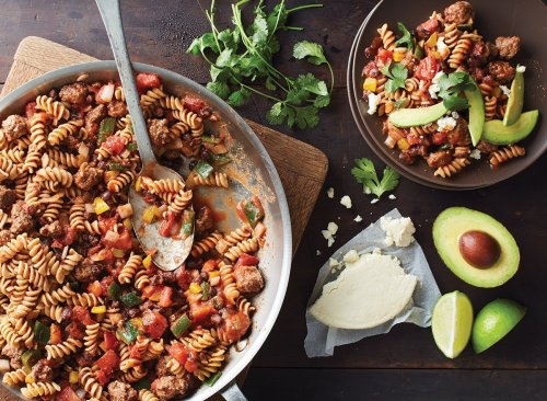 Easy Weeknight Pasta Recipes You Can Make With Pantry Staples