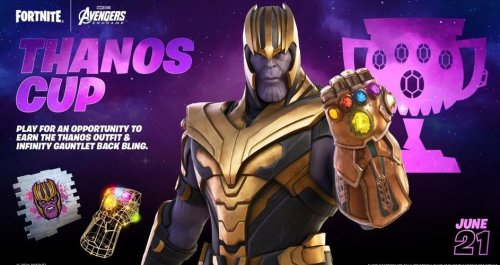 Thanos is Coming Back to Fortnite