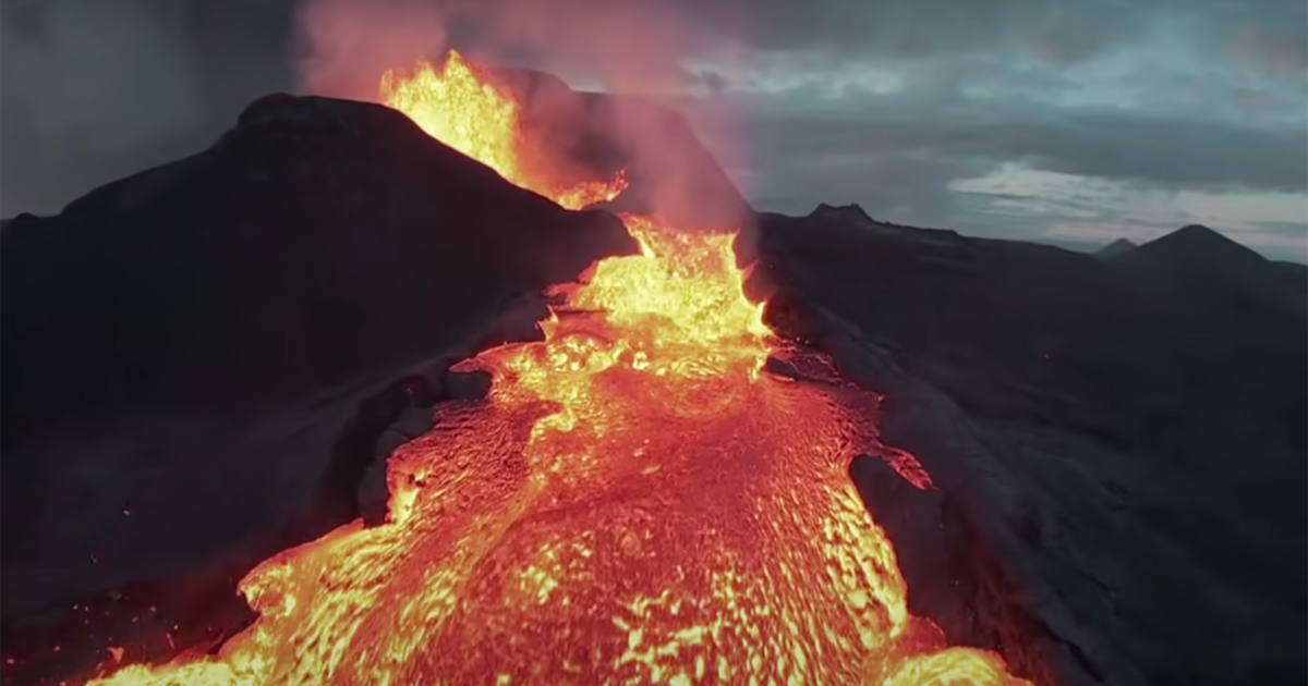 Watch a Drone Crash Into an Erupting Volcano & 6 More Must-See Drone Videos