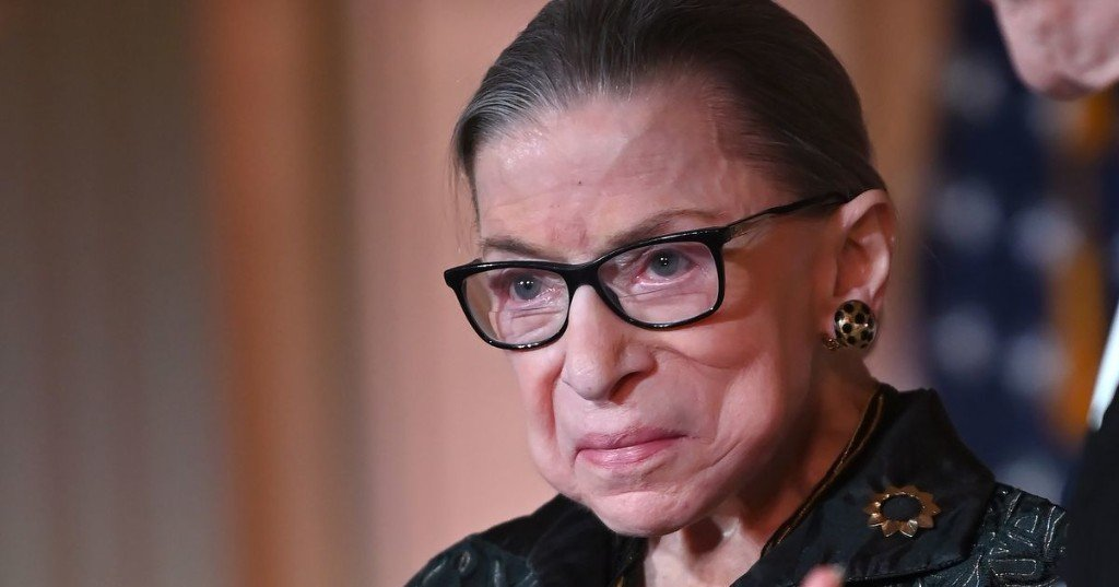 Ruth Bader Ginsburg has died but her fight lives on