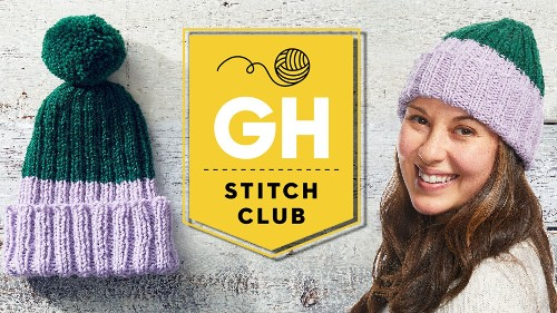 How To Knit A Hat For Beginners | Stitch Club