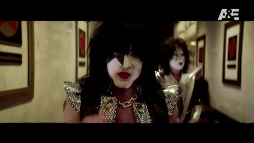 Rock band Kiss debuts their new documentary