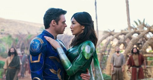 Eternals review round-up: the most divisive Marvel movie?
