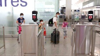 Hong Kongers fear new immigration law could ban them from leaving