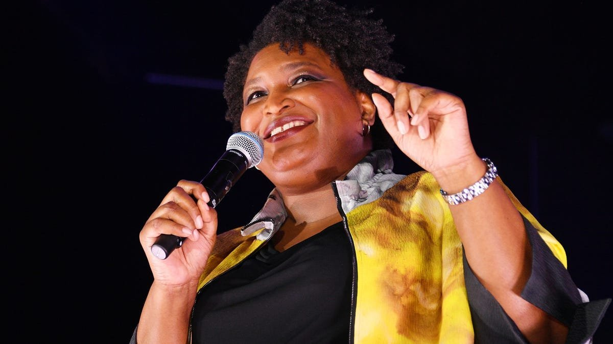 Stacey Abrams Wants to be President + Obama Dishes on Trump