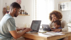 The Incredible Benefits of Working from Home