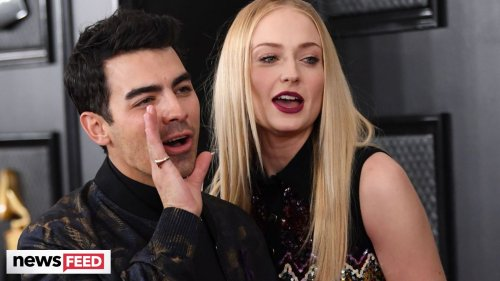 Sophie Turner 'DISGUSTED' By Paps Who Took Pics Of Her Daughter!