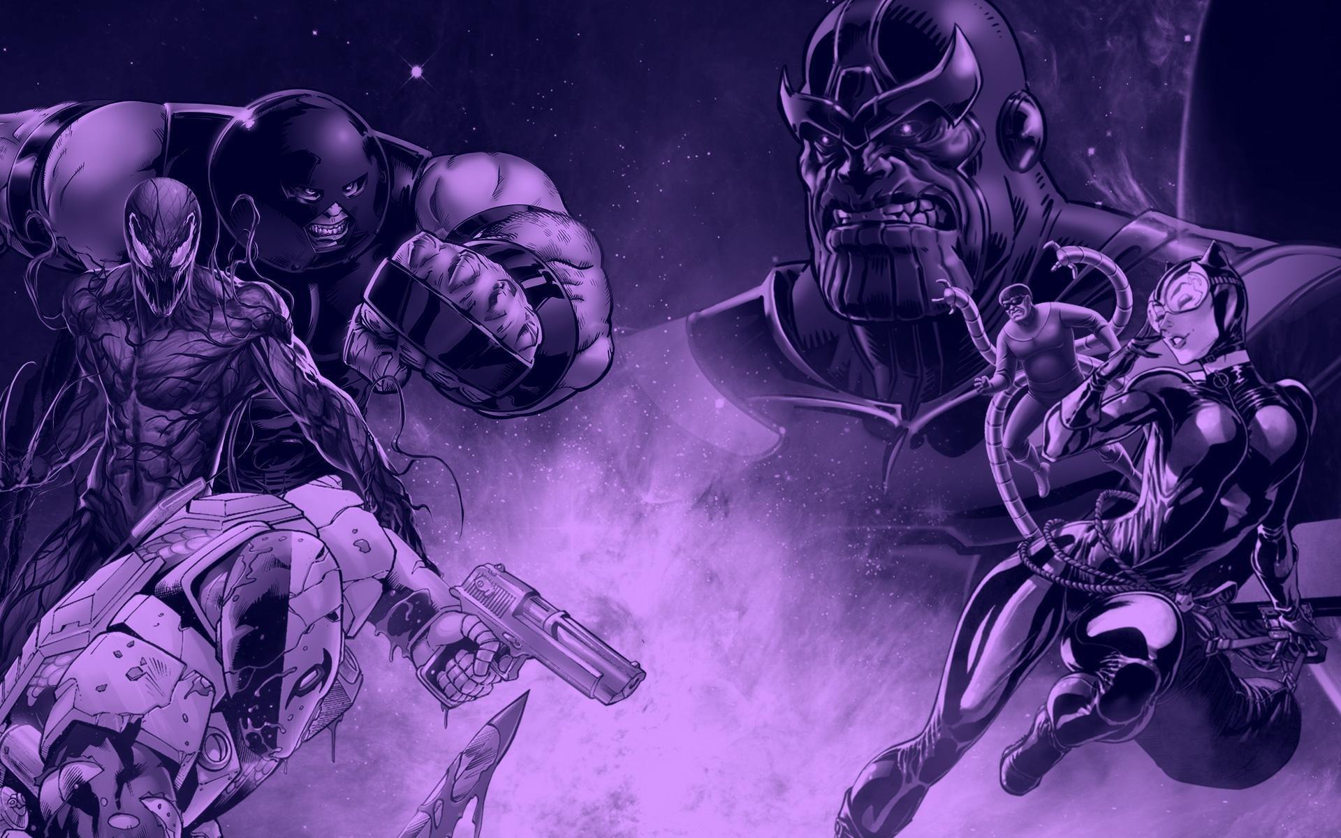 Top 100 Villains in Comic Books